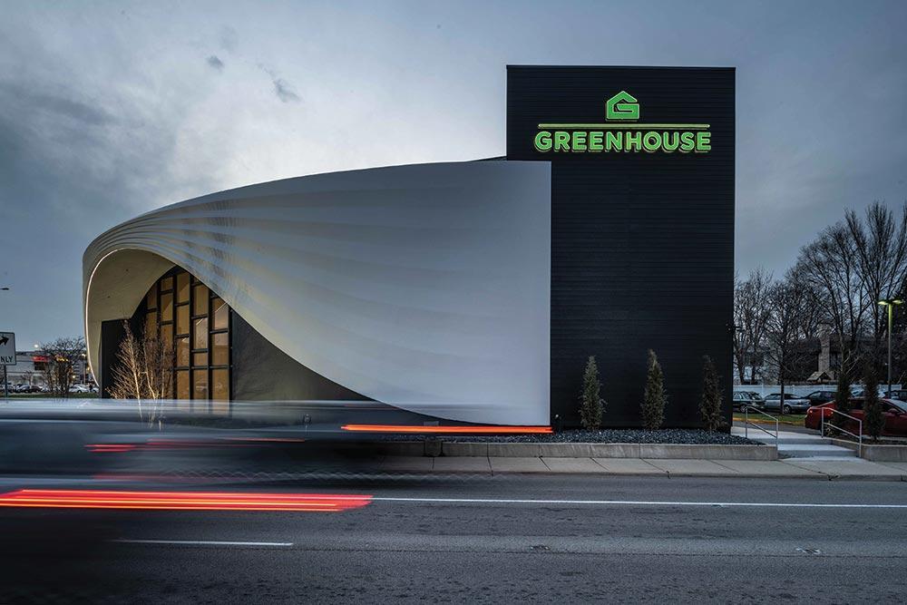 Marijuana shops starting to resemble Apple stores