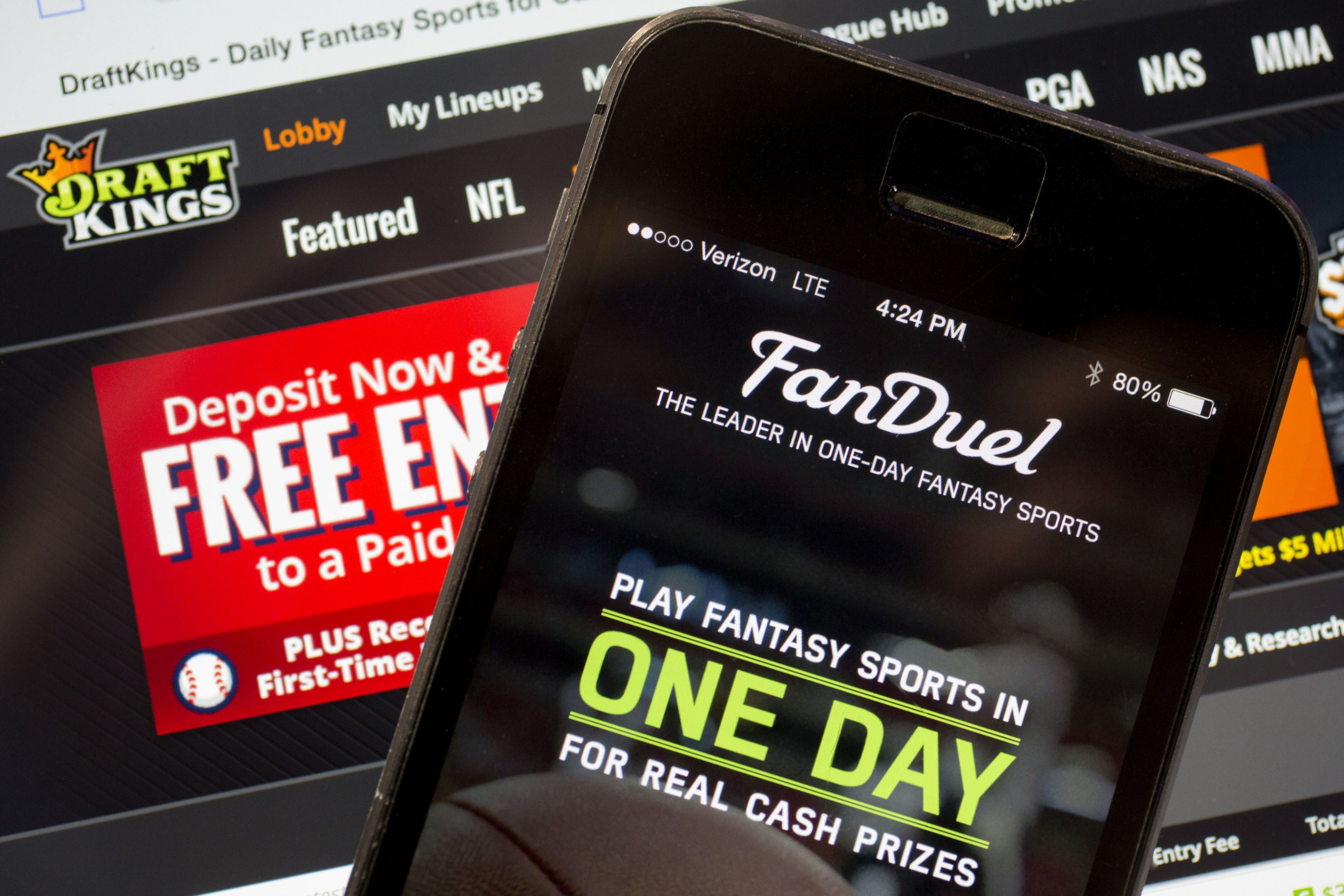 Watch live at 12:30 p.m. EST: FanDuel's CMO on how brands can get into sports betting