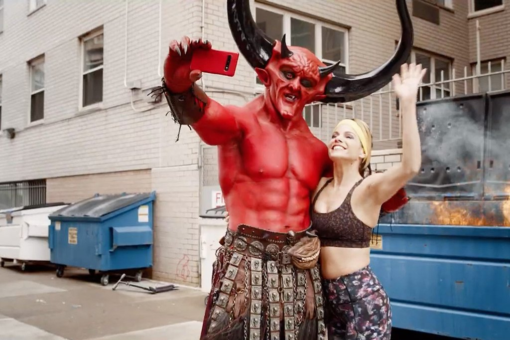Satan has a whirlwind romance with 2020 in Ryan Reynolds' hilarious spot for Match