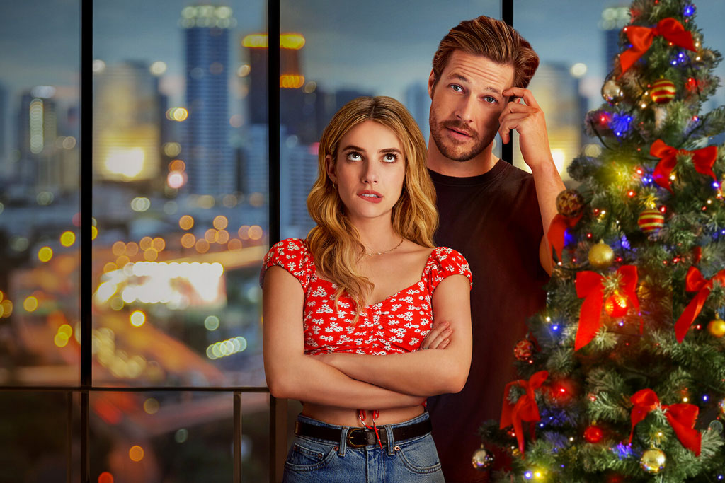 How Netflix is doing in its holiday-movie war with Hallmark and Lifetime, plus a $4,350 pair of jeans: Datacenter Weekly