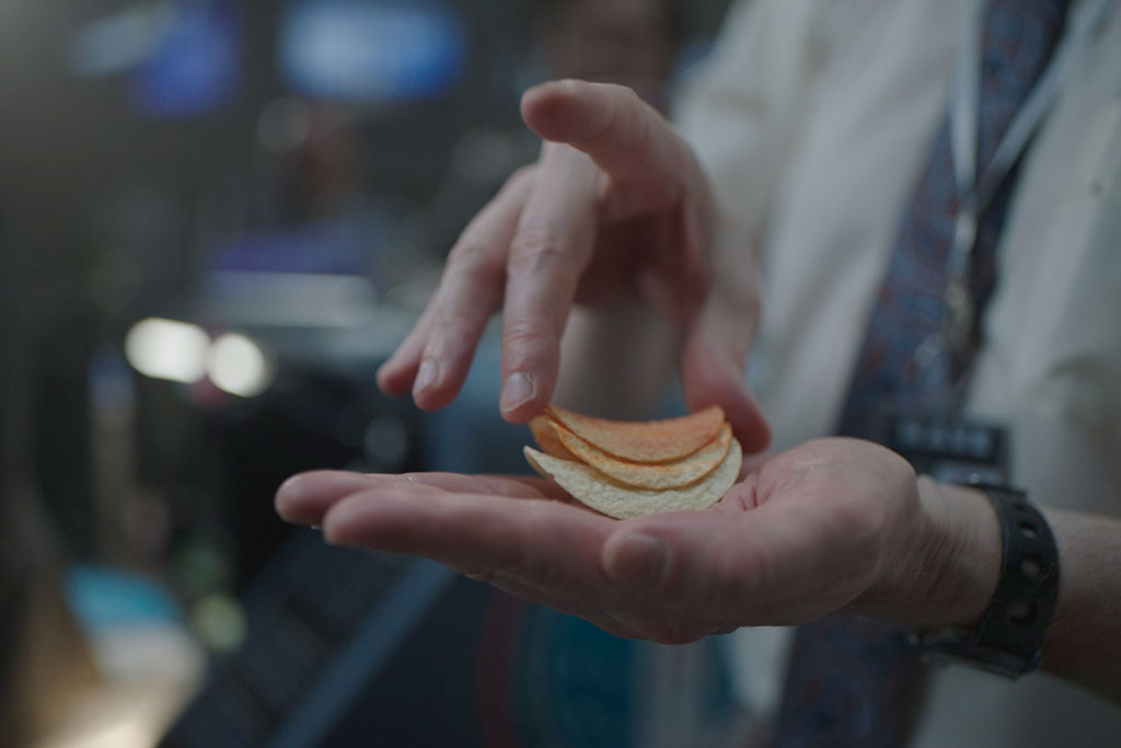 Pringles returns for its fourth consecutive Super Bowl