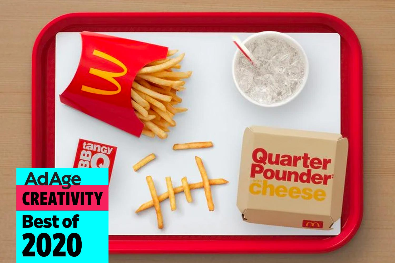 Best of 2020 No. 7: McDonald's 'Favorite Meals' campaign branches out to a partnership with Travis Scott