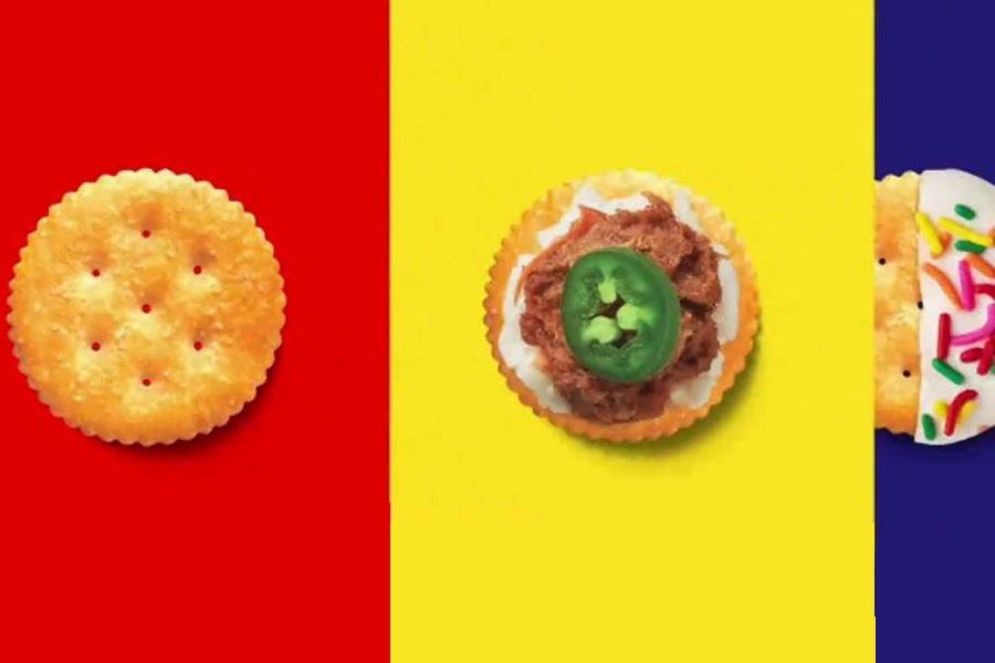 Watch the newest commercials on TV from Command, Ritz Crackers, Hidden Valley and more
