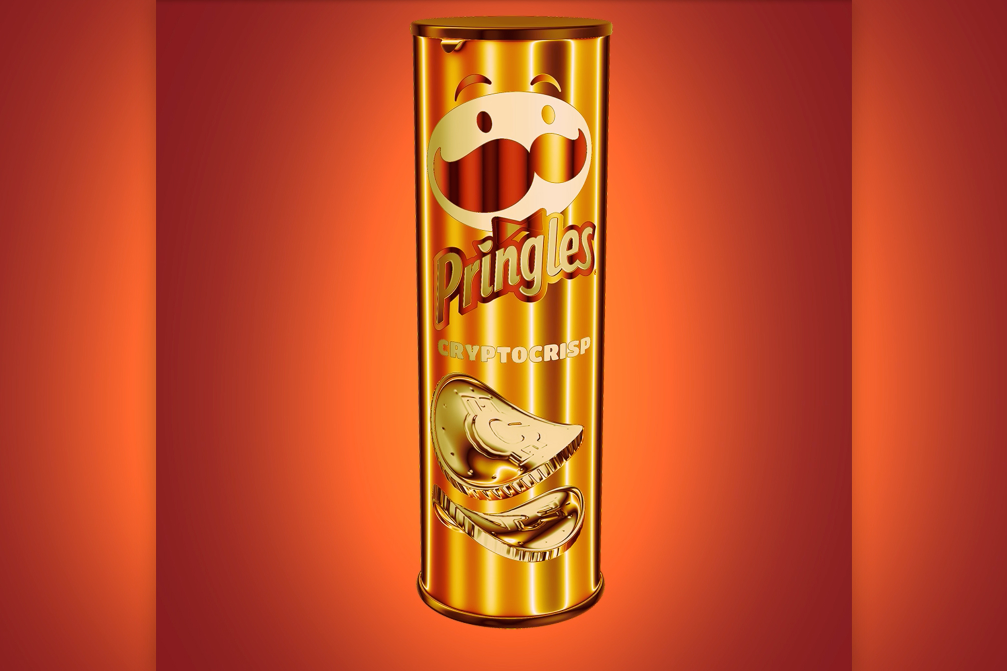 How an ad collector paid $2 for a Pringles NFT and sold it for close to $1,500