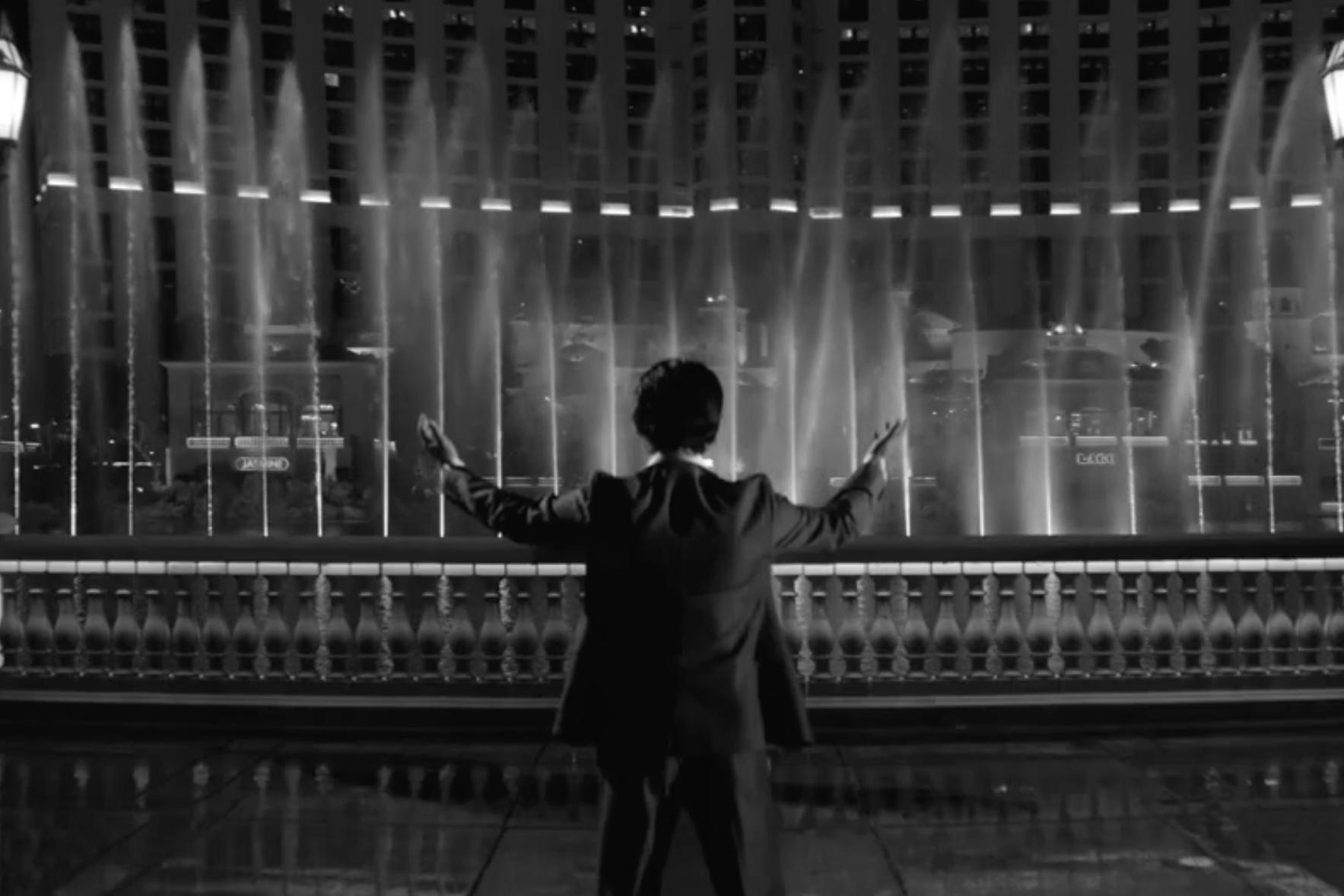 Bellagio's exquisite films capture joy on the Las Vegas strip