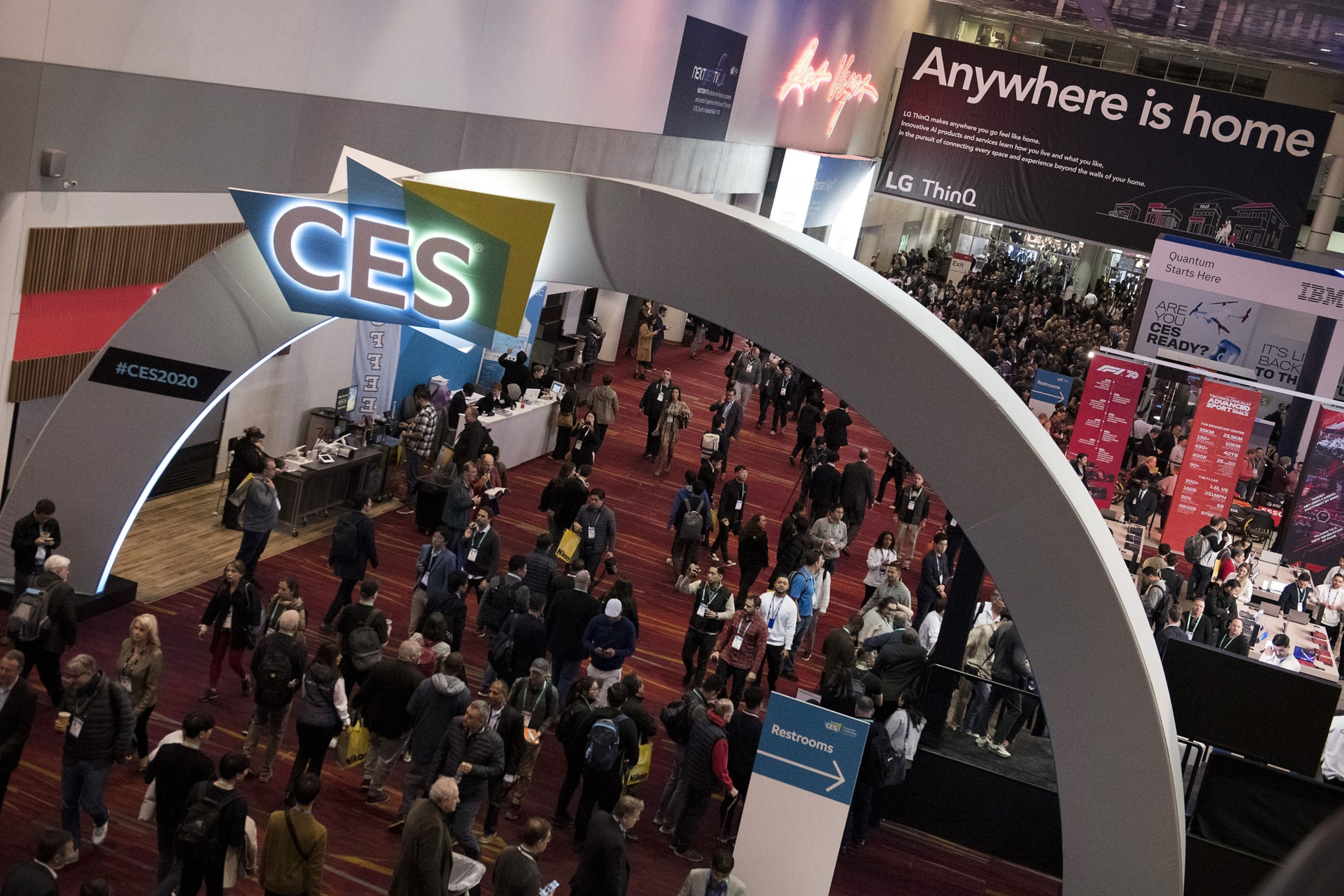 Day 1 Ad Age CES newsletter