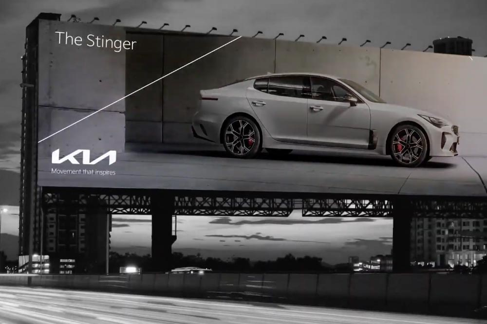 Kia drops 'Motors' from name on path to rebrand