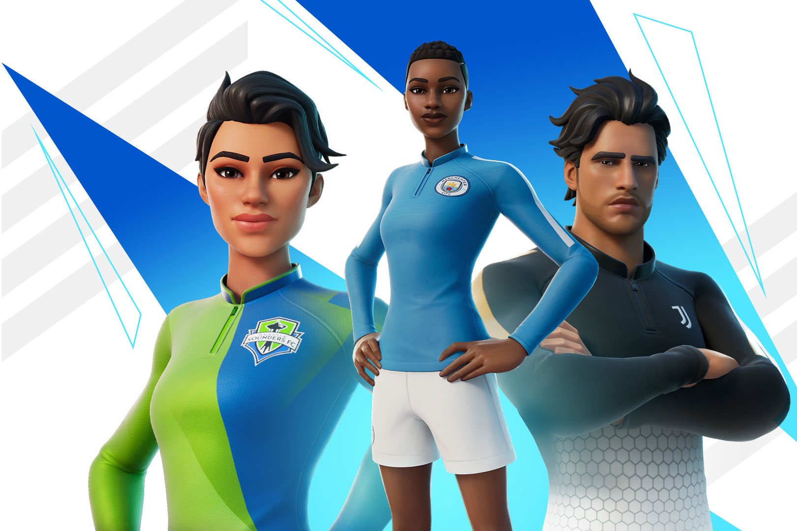 Fortnite kicks off largest sports partnership with 23 global soccer clubs