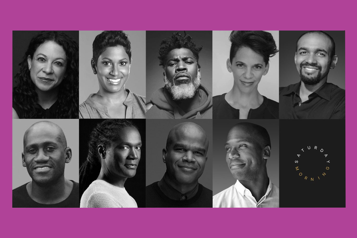 Creative group collective Saturday Morning adds board of directors members new Keith Cartwright Geoff Edwards Jayanta Jenkins Kwame Taylor-Hayford David Banner Marta Cunningham Gary Grant Amber Guild Talitha Watkins