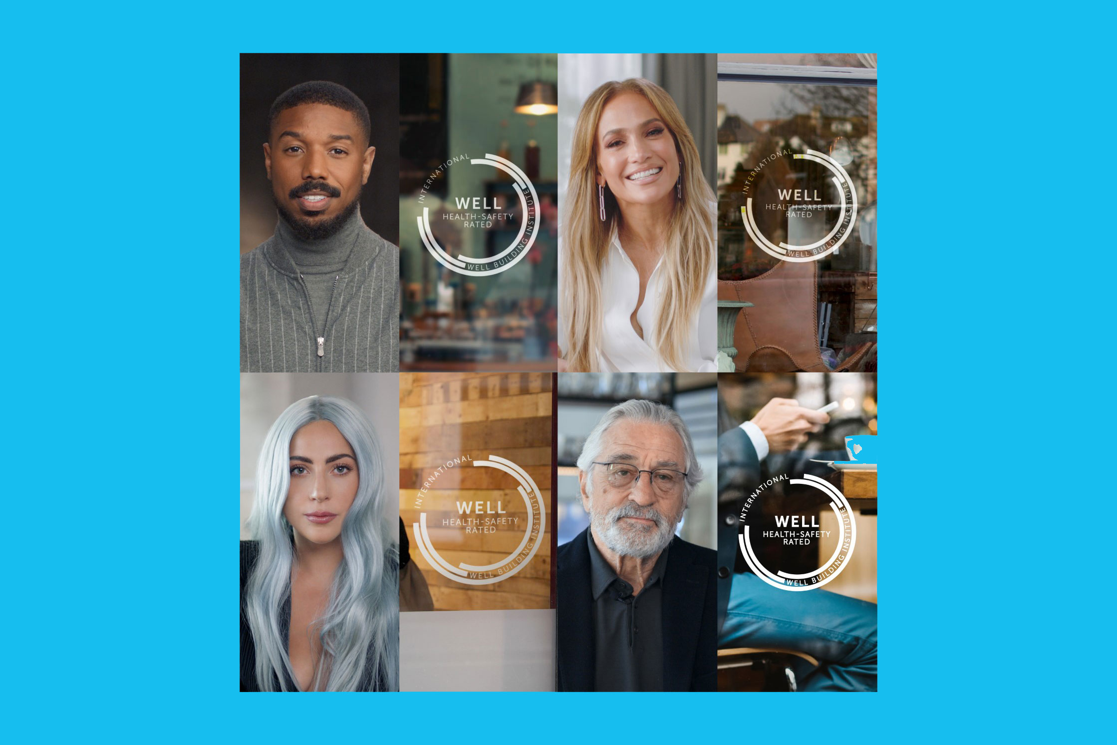 Celebs pitch for International WELL Building Institute in first national campaign