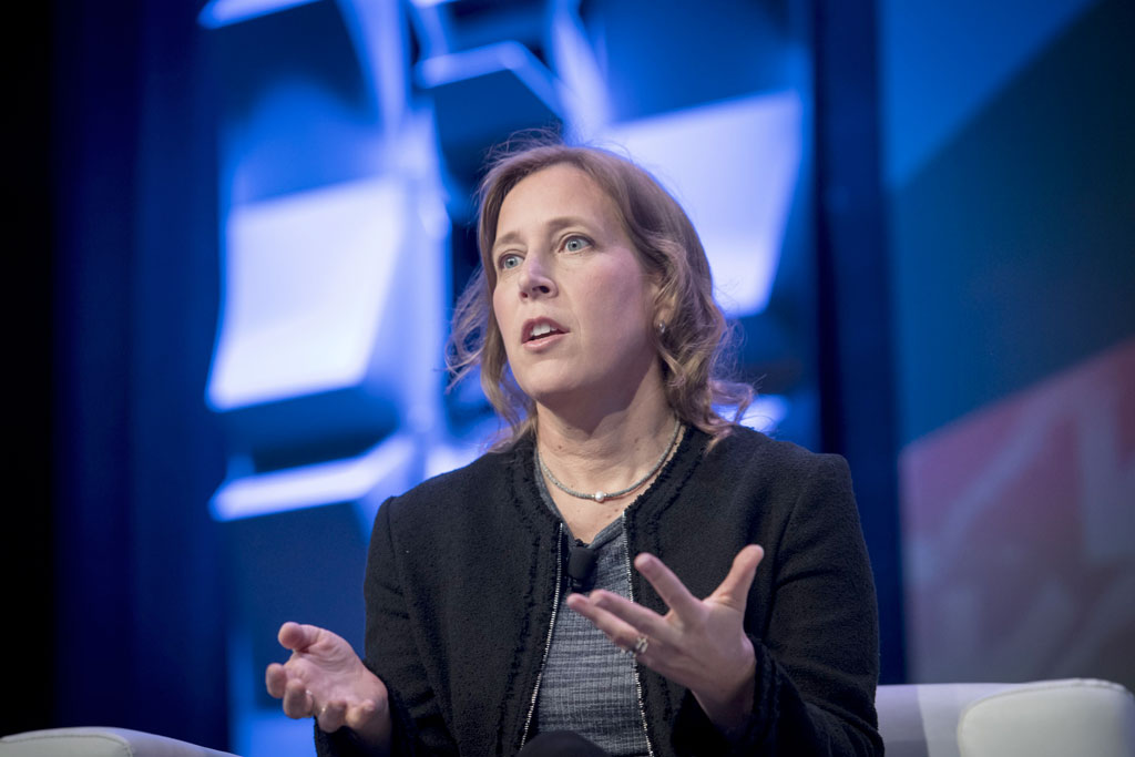 YouTube CEO talks up platform's economic benefits amid regulatory scrutiny