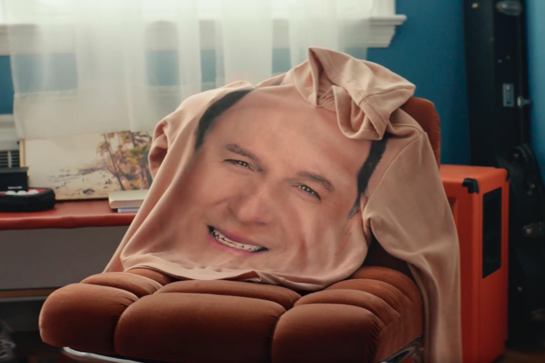 Image result for Tide ad Jason Alexander Super Bowl 2021