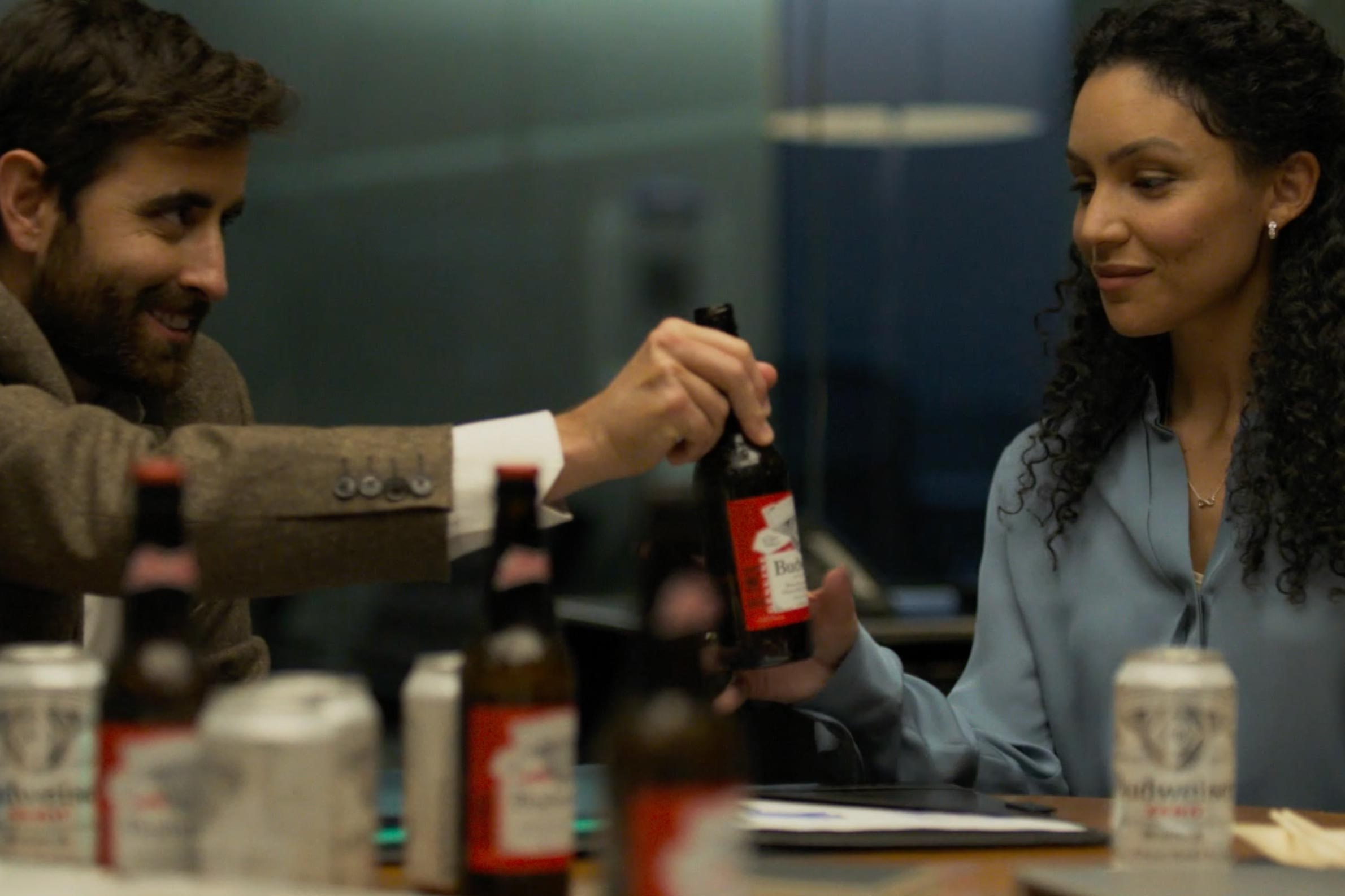 Anheuser-Busch makes the case for beer, not its individual brands, in Super Bowl ad