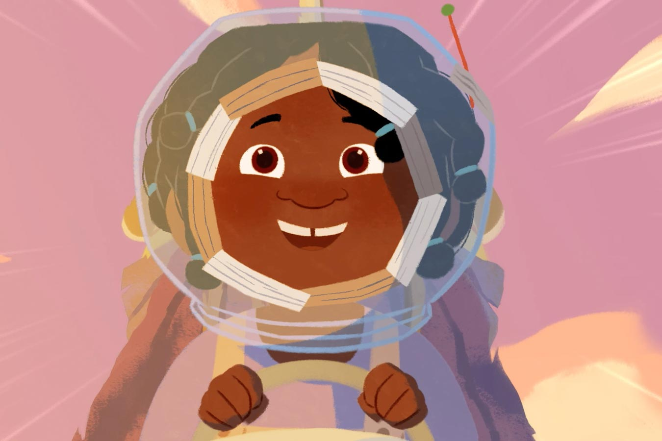 WaterAid: The girl who built a rocket