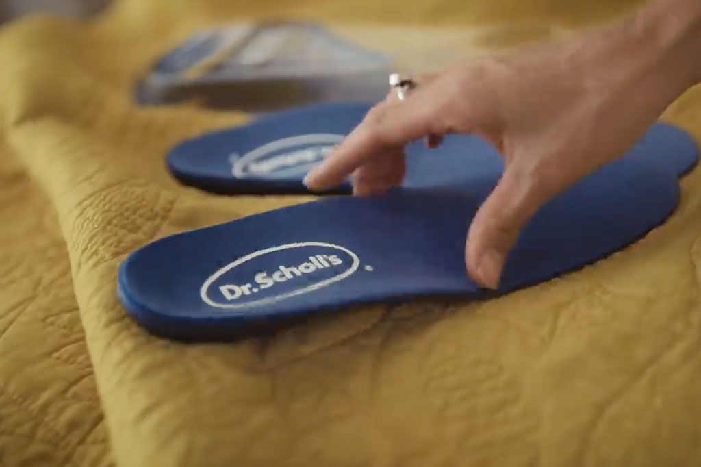 OMD walks away with Dr. Scholl's media account