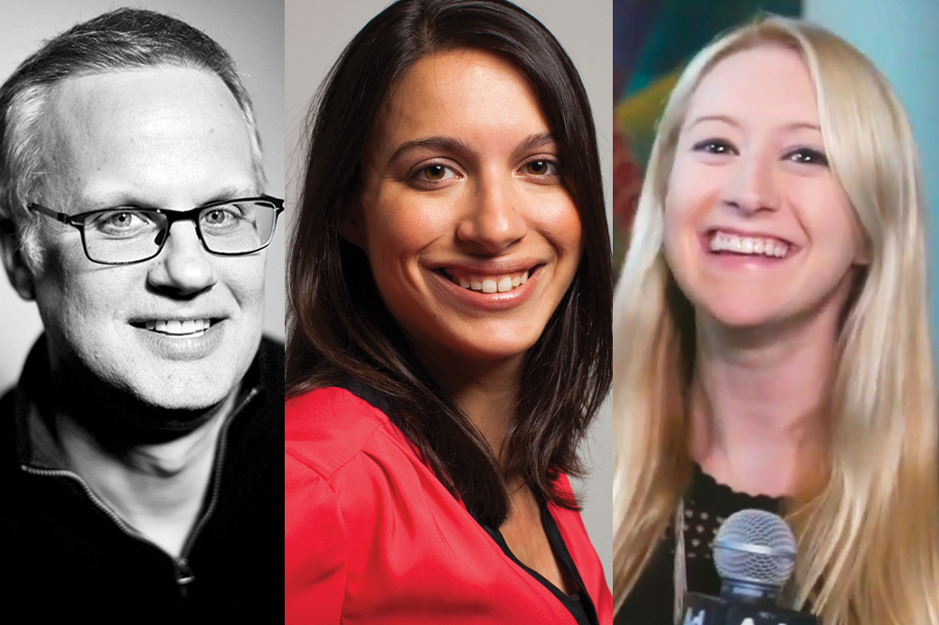 Ad Age promotes three staff members to management and reporting positions