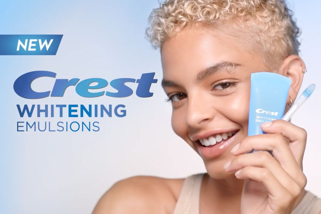 Procter & Gamble launches what it calls biggest thing in tooth whitening since Crest Whitestrips