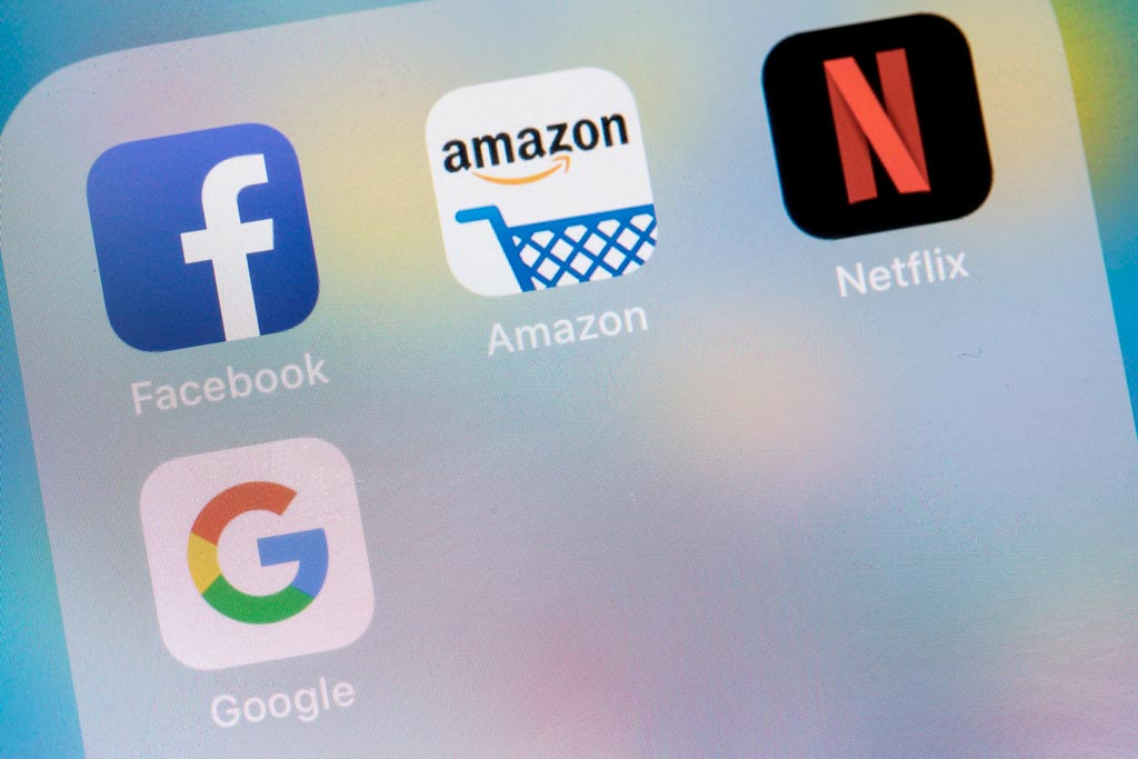 Make more, spend less: How Amazon, Alphabet and Netflix cut ad spending and grew revenue