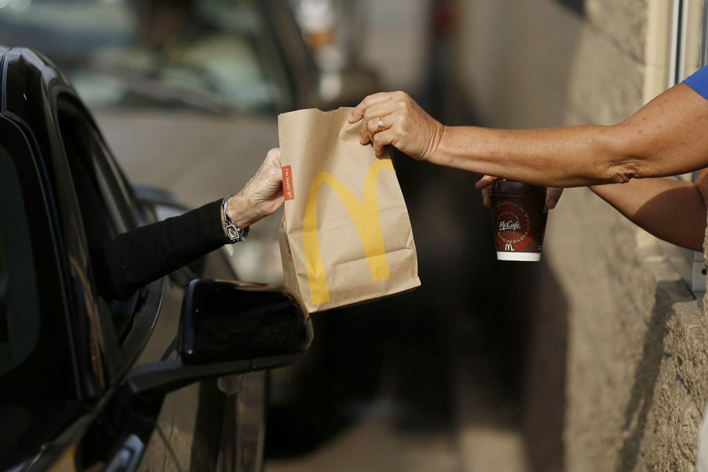McDonald's ties executive pay to diversity goals, releases data