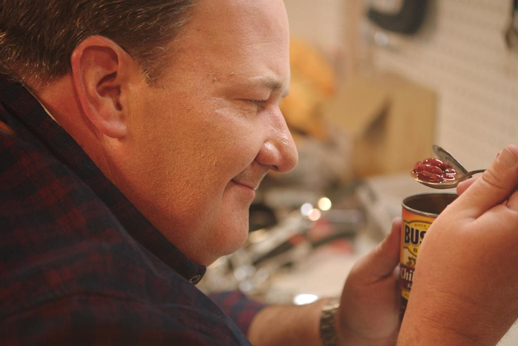 The Office's Brian Baumgartner joins us for National Chili Day