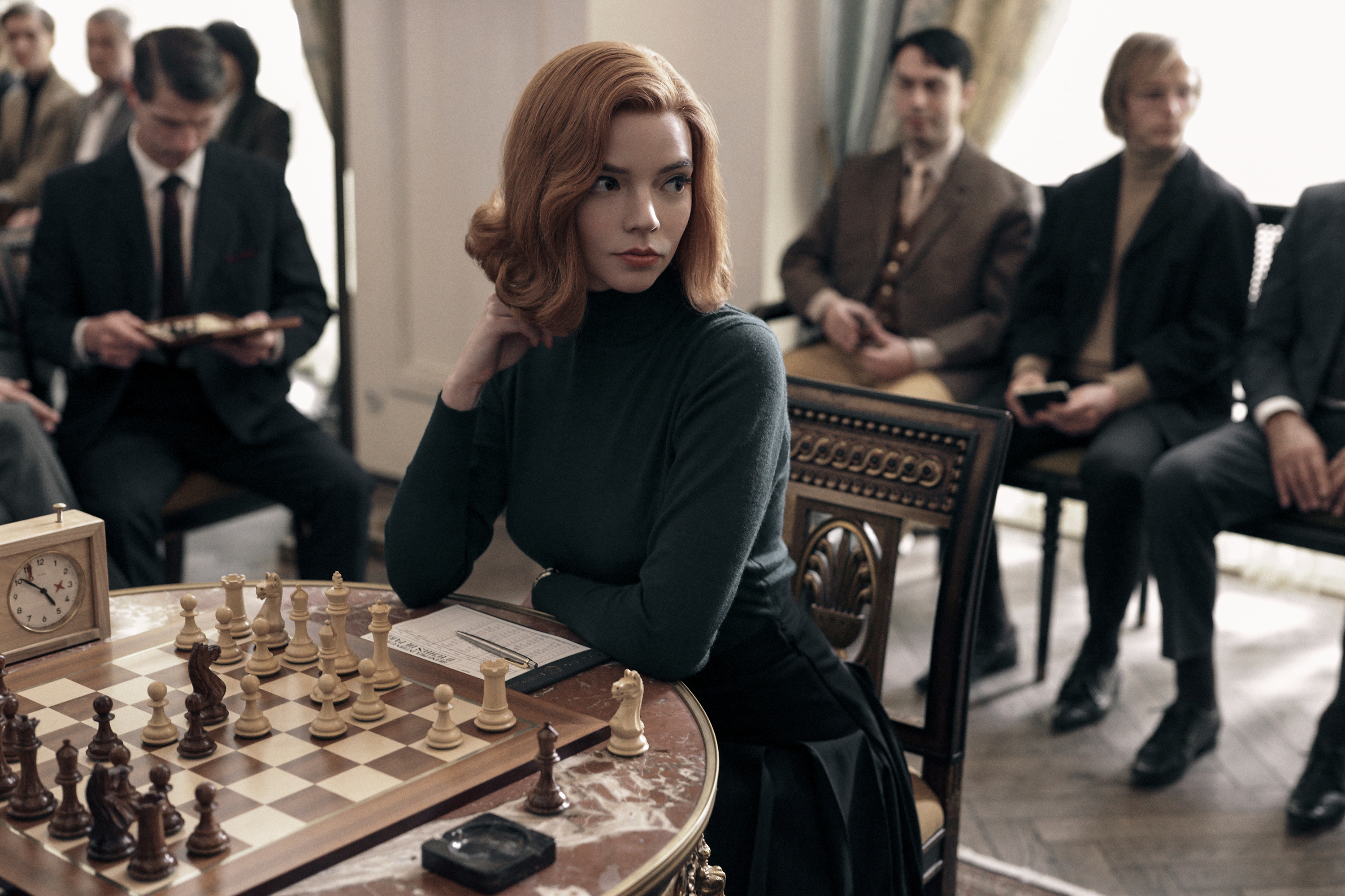 Golden Globe-winner 'Queens Gambit' keeps fueling chess popularity and sales