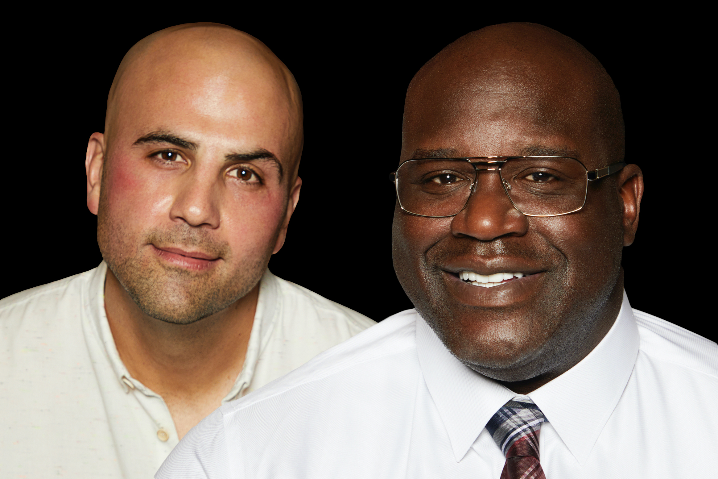 Shaquille O'Neal opens diversity-led agency Majority with creative vet Omid Farhang