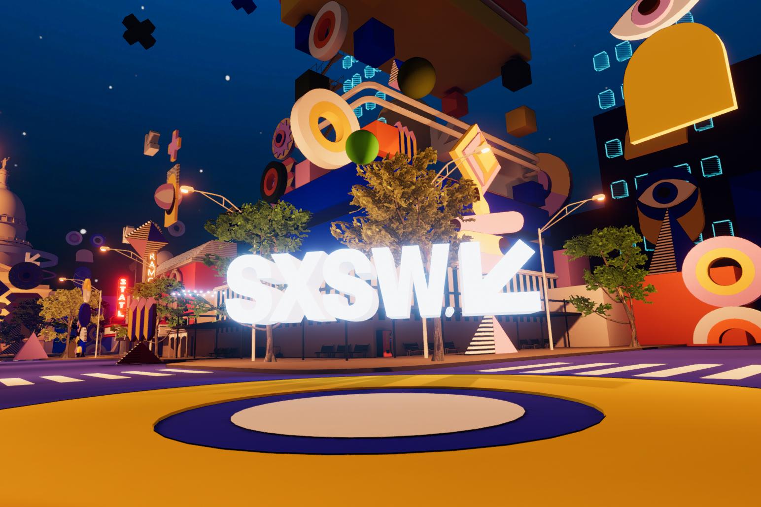 SXSW builds a virtual Austin