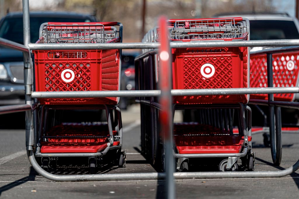 Target reports strong earnings as digital business more than doubled sales