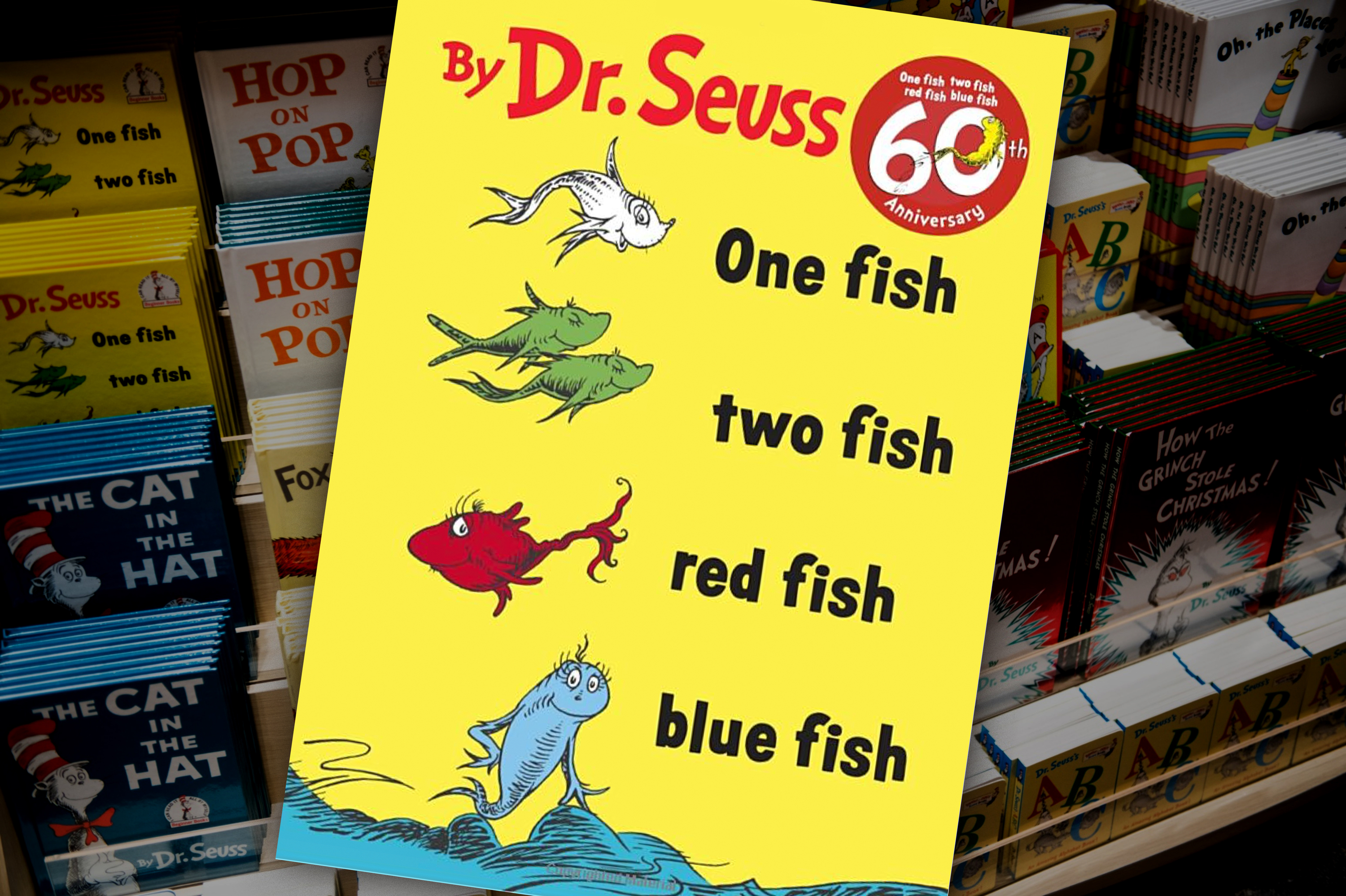 Can-sell culture? Dr. Seuss sales soar. Plus, good news for ad industry employment: Datacenter Weekly