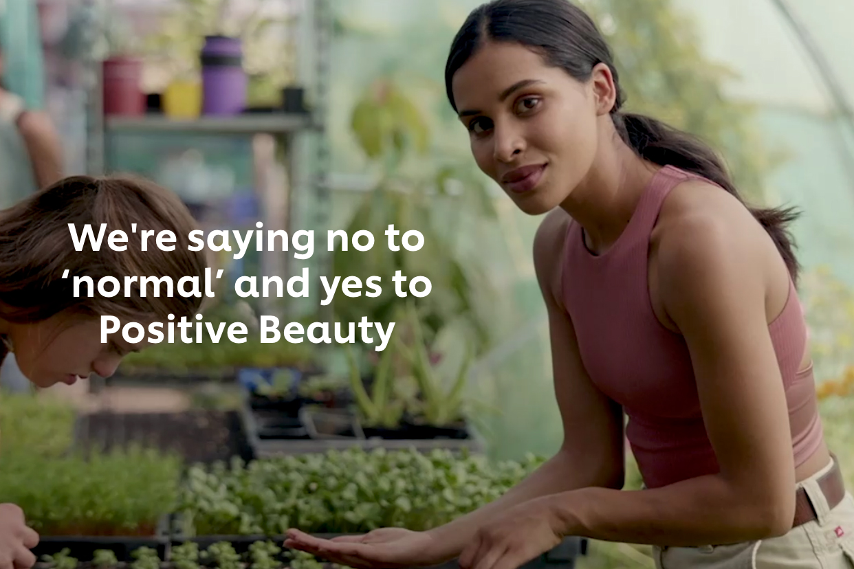 Unilever drops 'normal' from its beauty lexicon to accentuate the positive