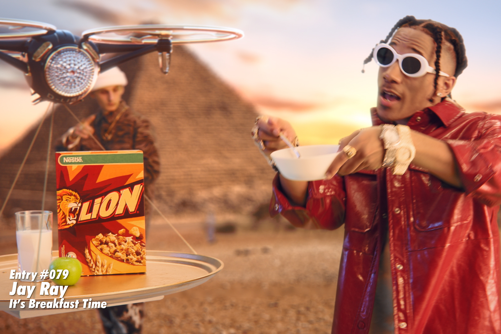 Lion Cereal: King of the Jingle