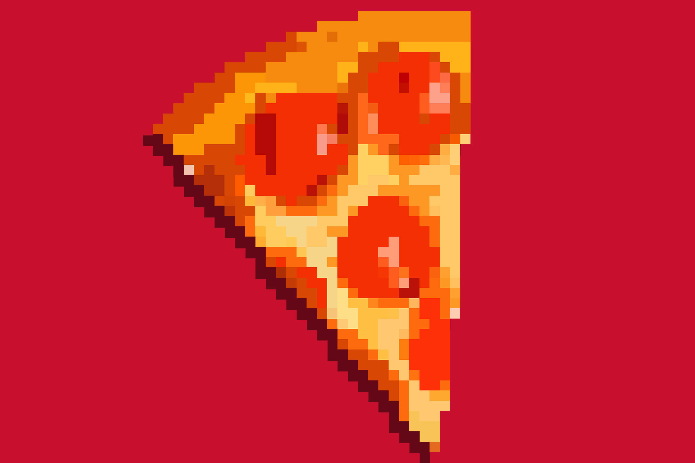 Pizza Hut's NFT promotion shows market still bubbling with pixelated pizza listed for $8,824.07