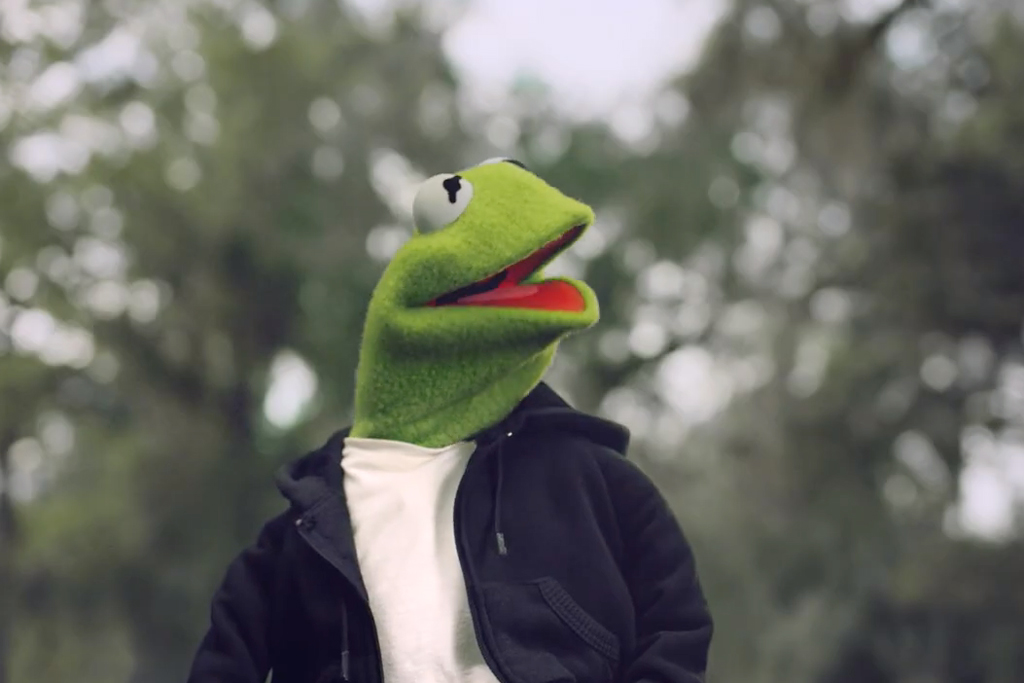 Adidas taps Kermit the Frog for Stan Smith campaign