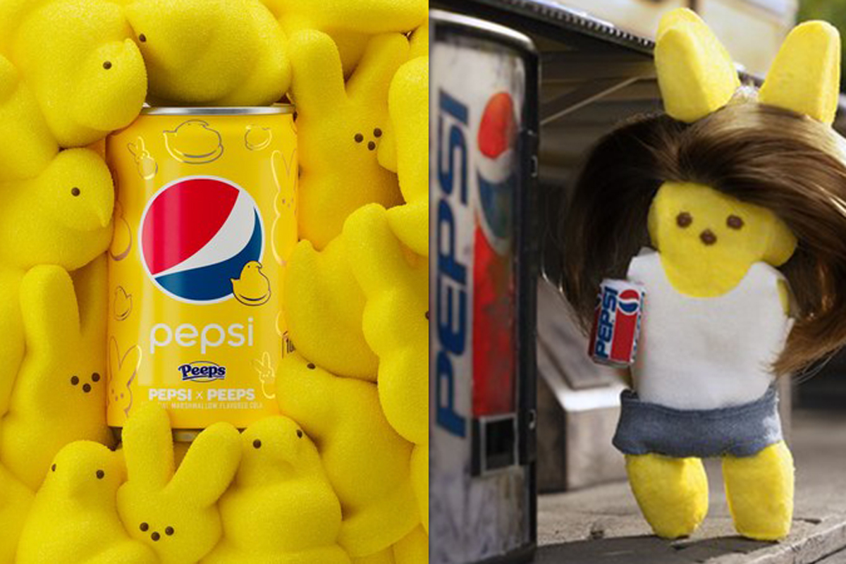 When Pepsi and Peeps have a baby and New York will legalize marijuana: Friday Wake-Up Call