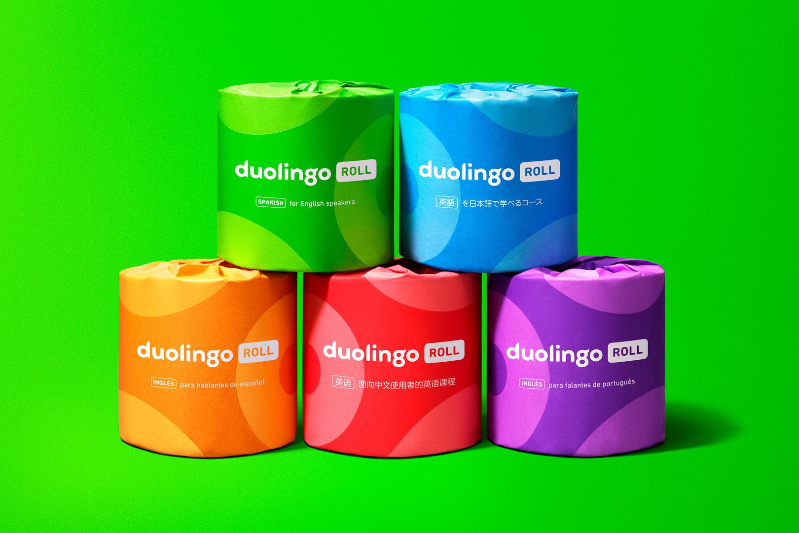 Duolingo: Duolingo Roll