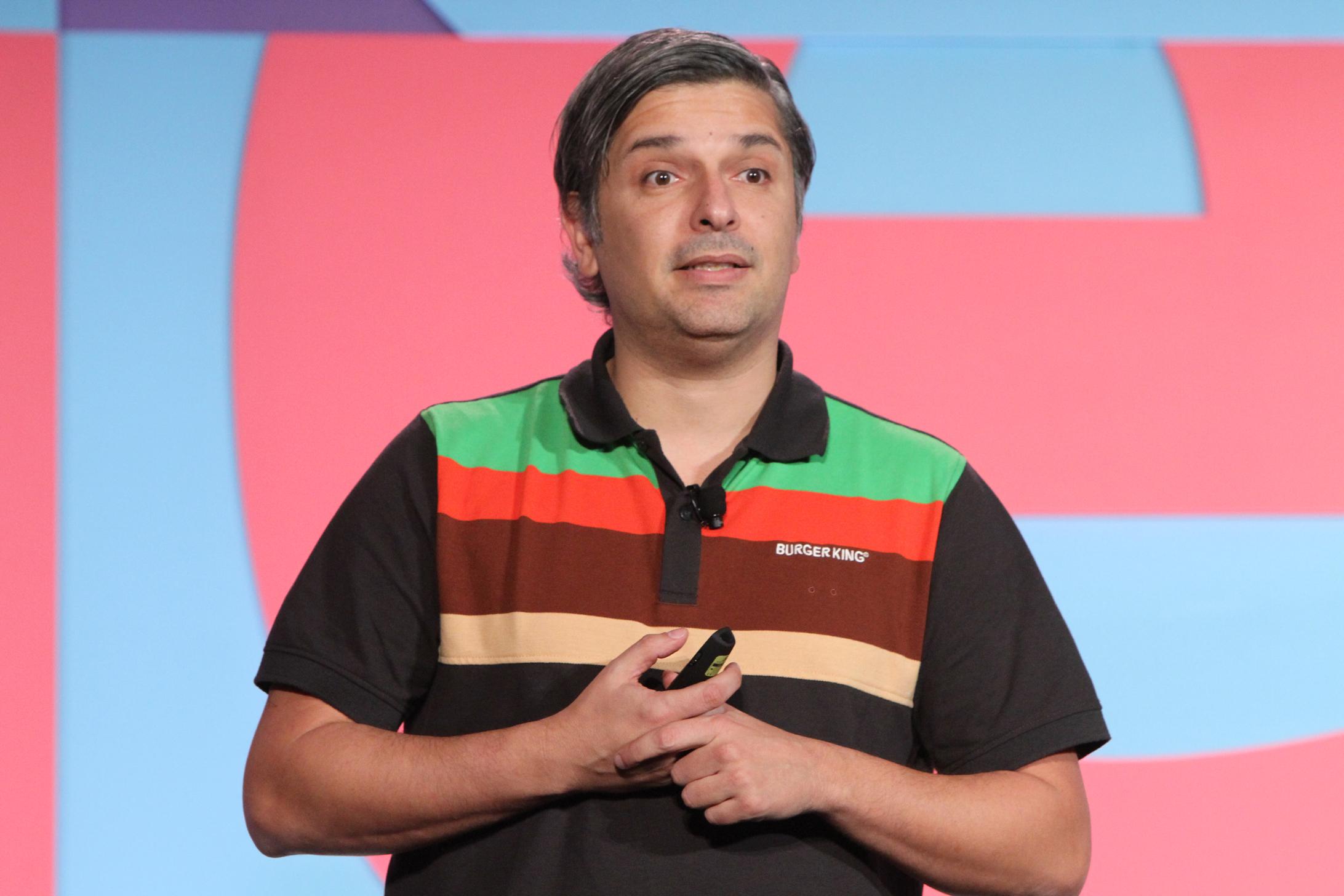 Fernando Machado is leaving Burger King parent company