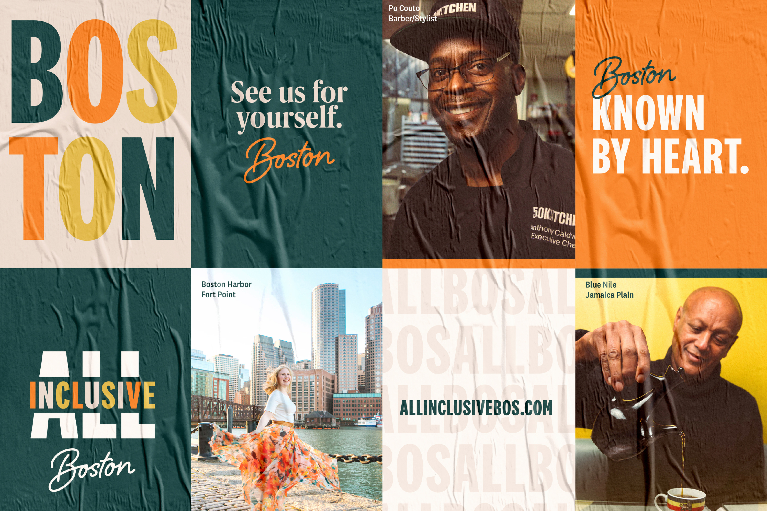 New campaign taps local Black-led agency to give Boston a more inclusive image