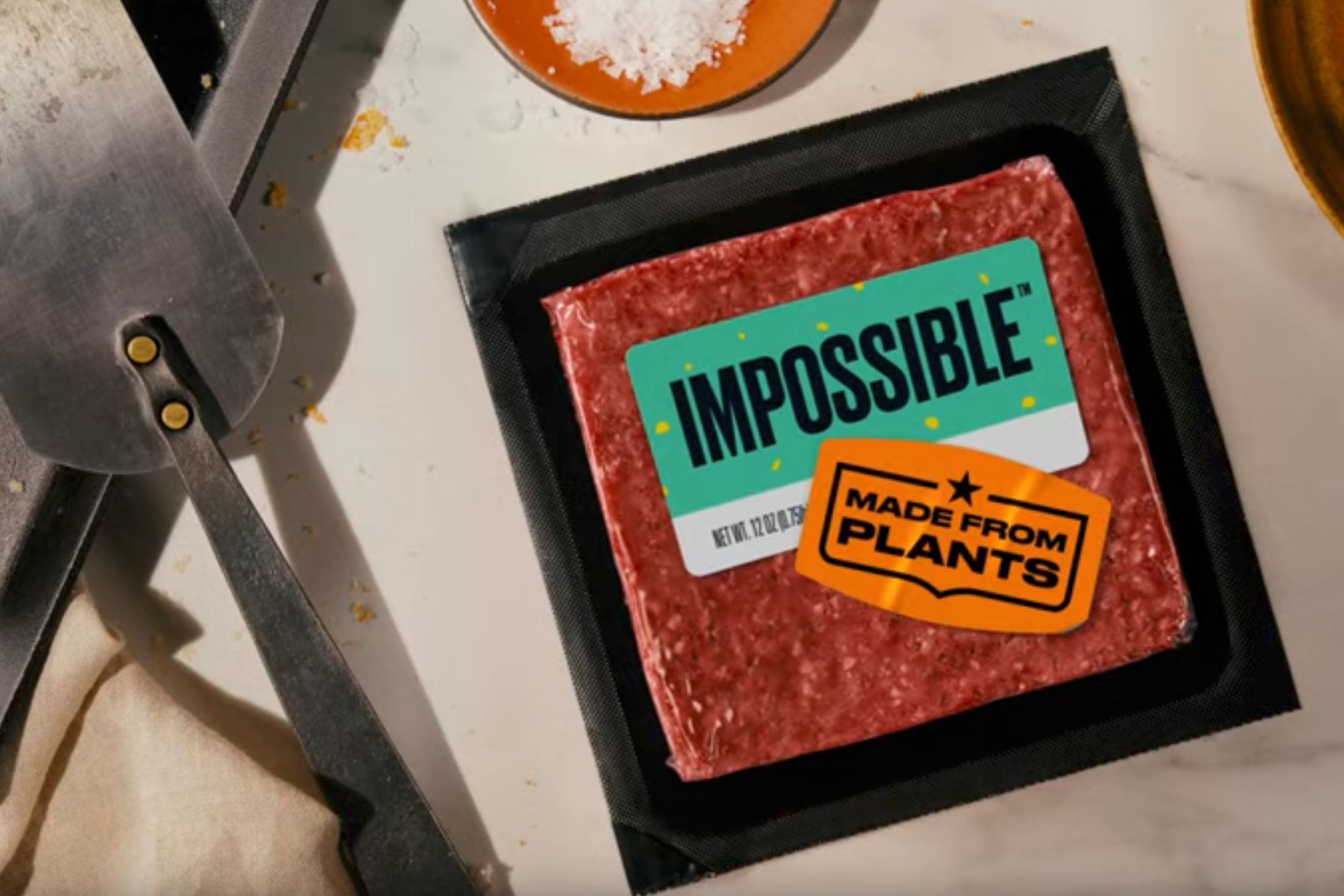 Impossible Foods: We Love Meat
