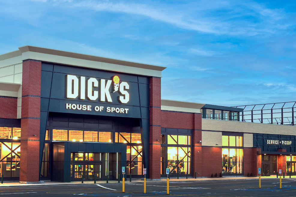 Why Dick's Sporting Goods is betting big on physical retail