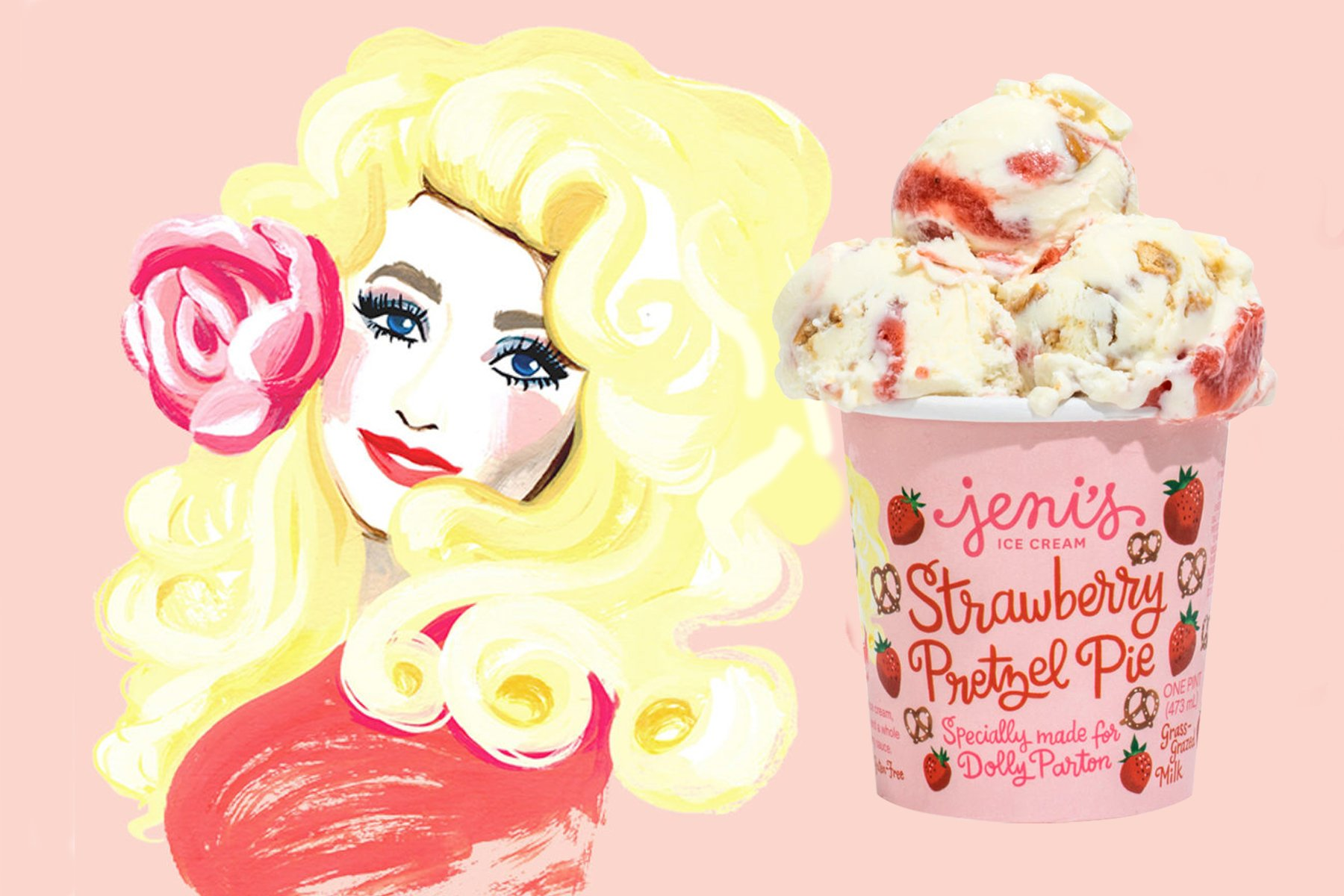 Dolly Parton collab crashes ice cream brand Jeni's site