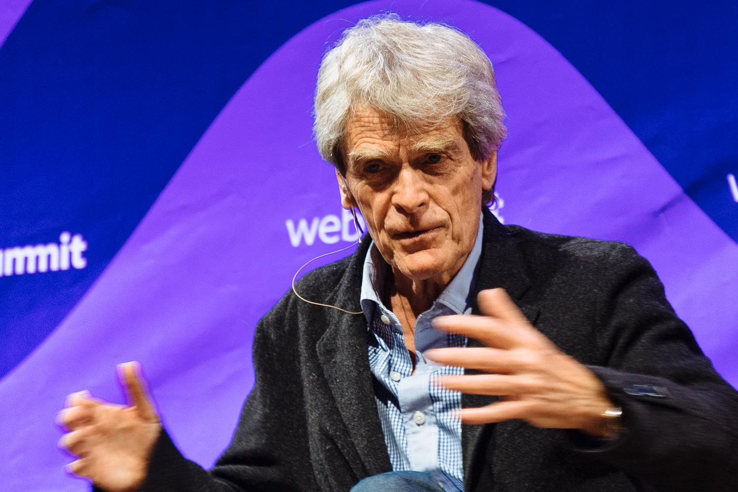 BBH founder John Hegarty signs on as chairman of Genie, a creative matching service using artificial intelligence