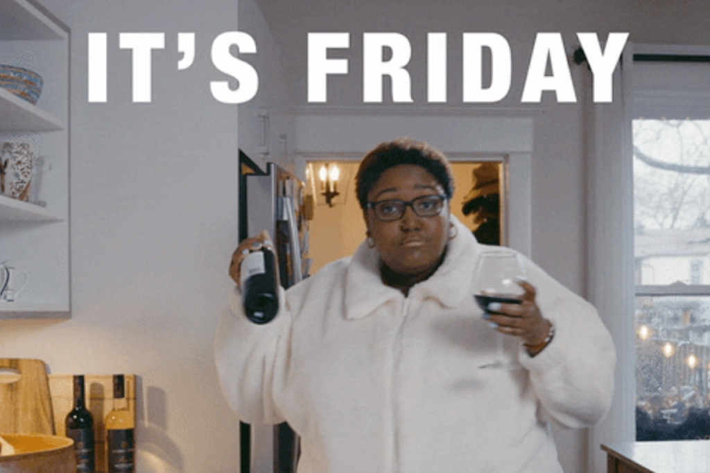 Wine-drinking gifs just got a lot more diverse