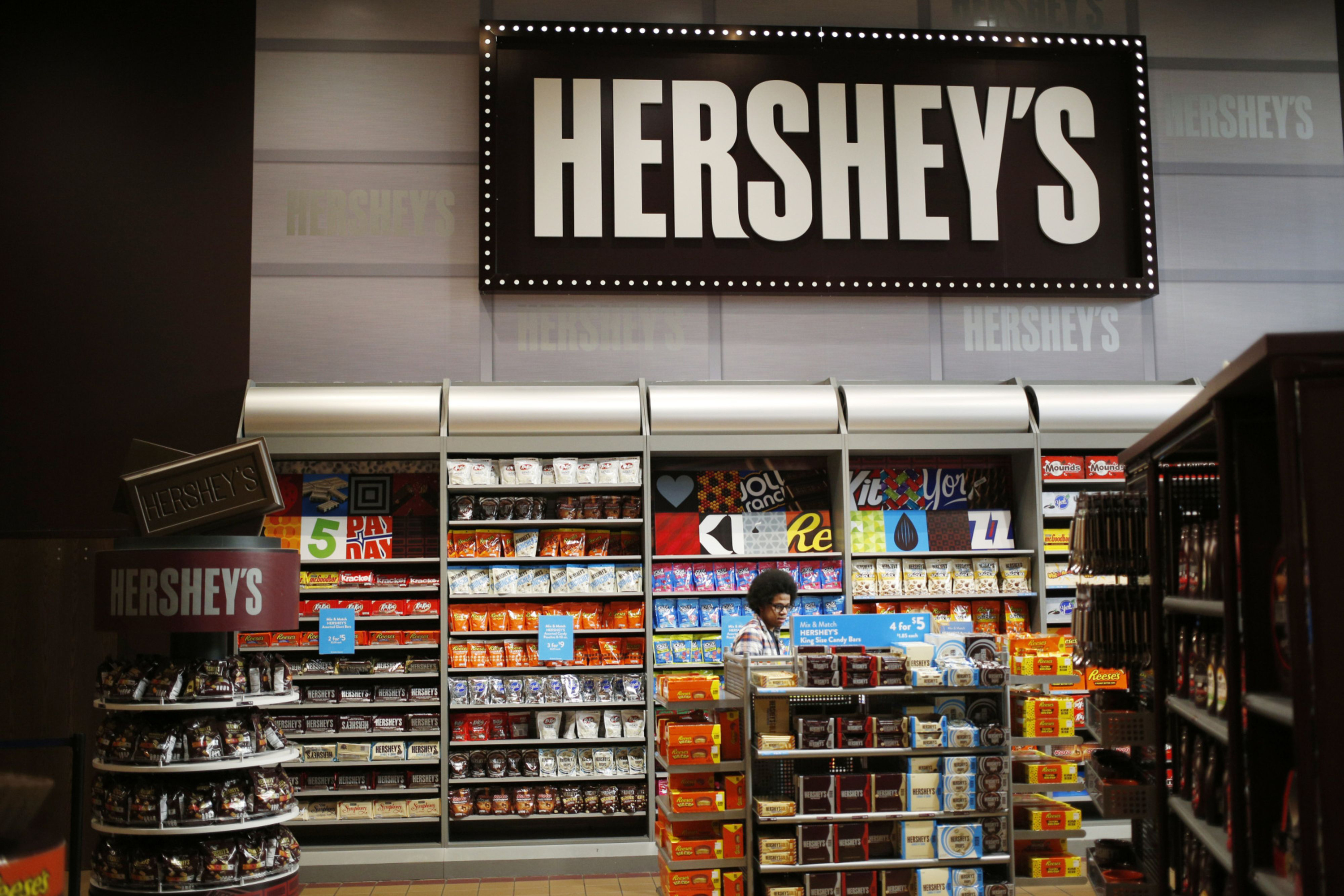 Horizon Media wins Hershey Co's main media account