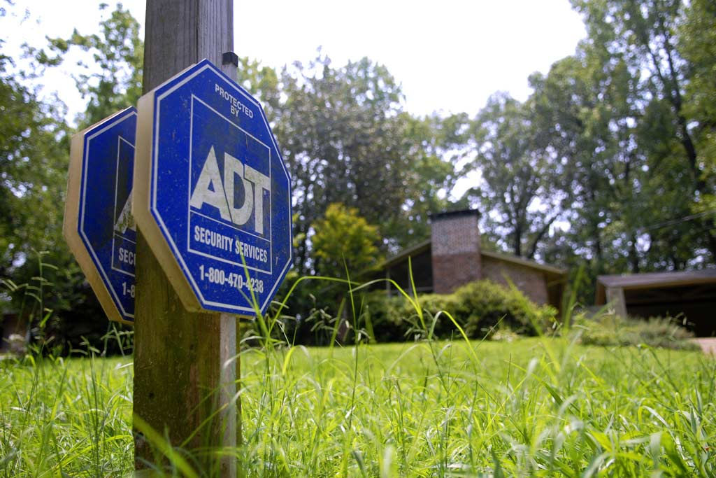 ADT sues Amazon's Ring over 'brazen' copies of blue octagon