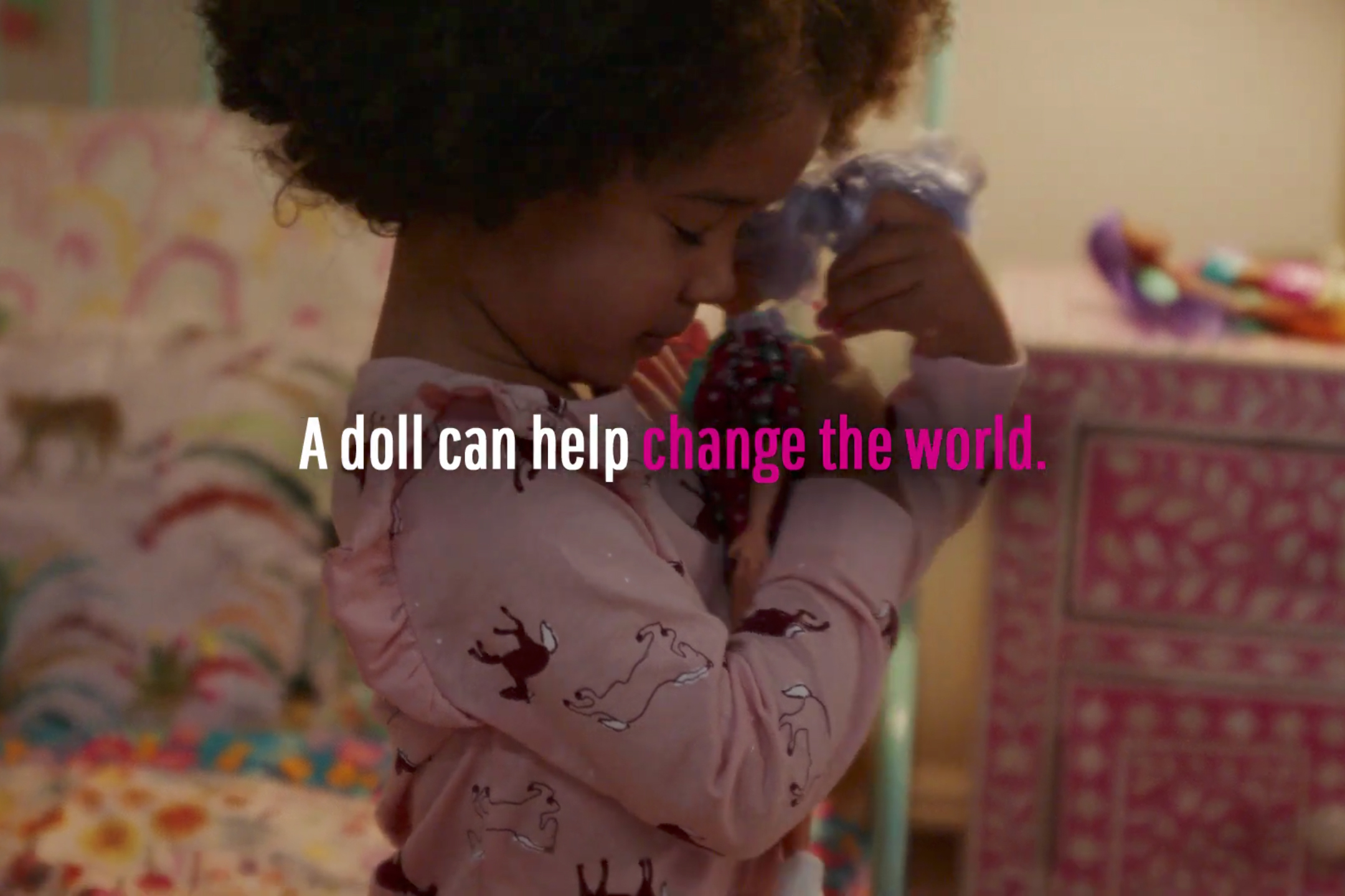 Barbie wants to help kids emerge from lockdown with social skills and empathy