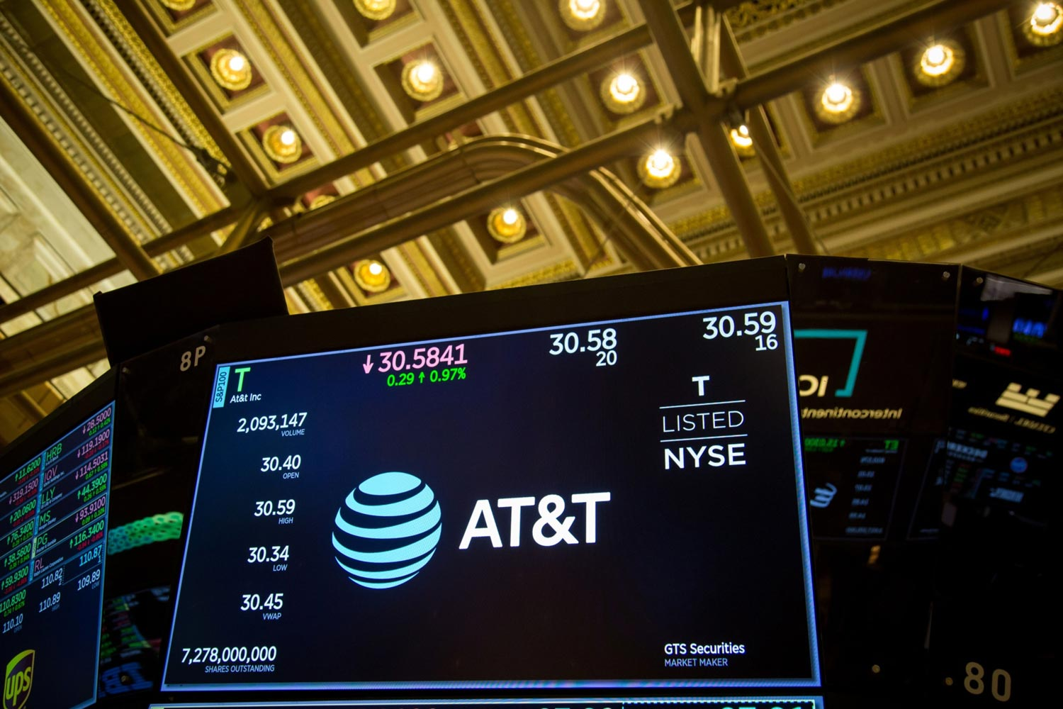 AT&T to merge media assets with Discovery