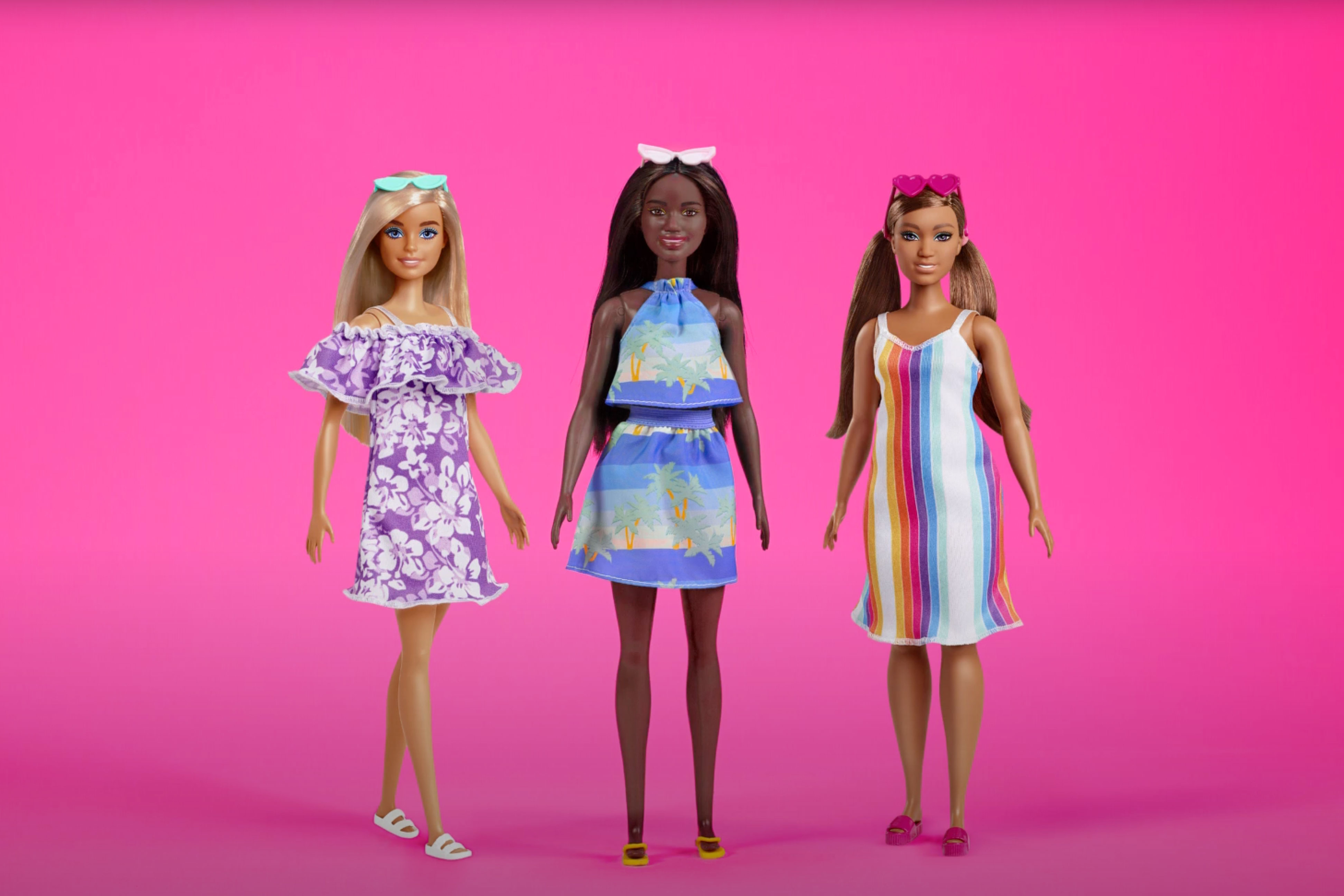 Barbie: The Future of Pink is Green