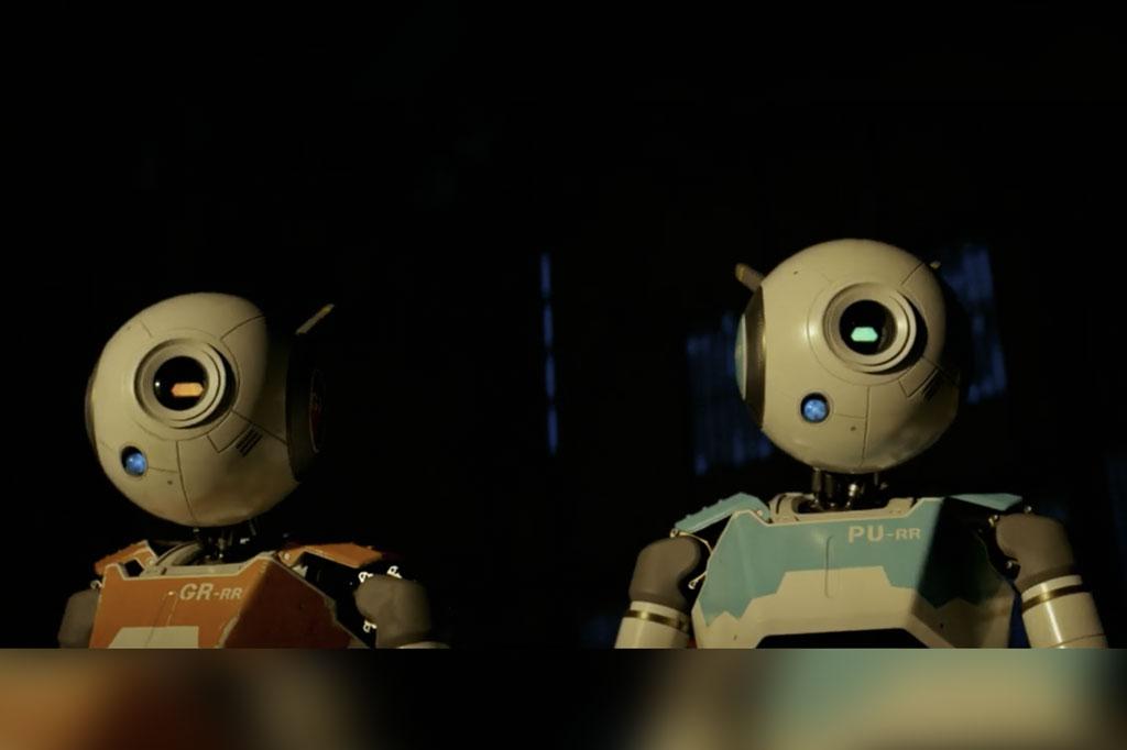 Skoda: Robots