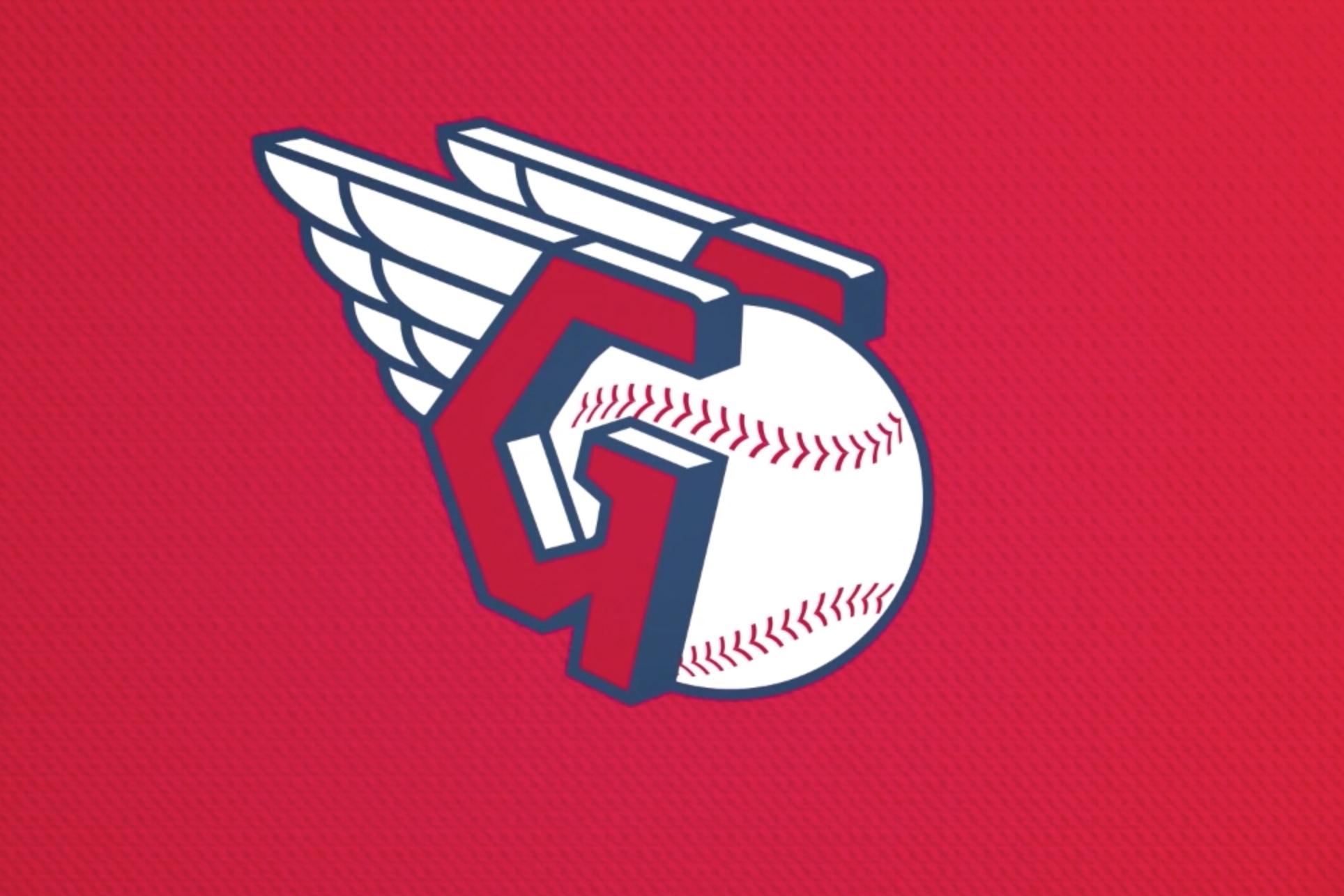 Guardians Fastball Logo