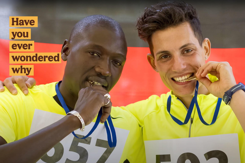 Burger King's Olympics push reacts to medal-biting athletes